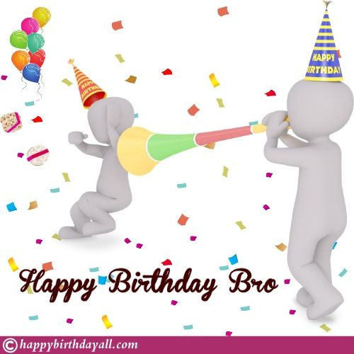 Happy Birthday Card Images for brother