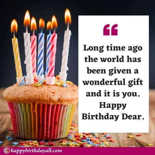 Heart touching happy Birthday Wishes for Friends
