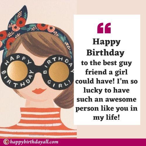 Happy Birthday Wishes for Best Friend Girl