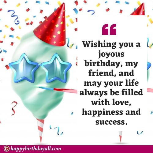 Heart Touching Happy Birthday Wishes For Best Friends