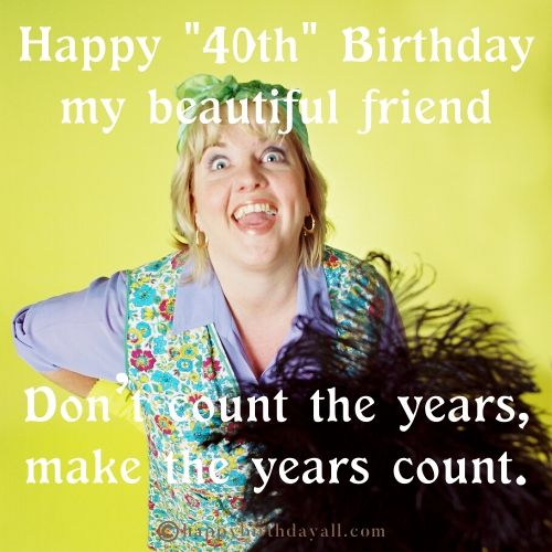 Beautiful Happy Birthday Meme Friend