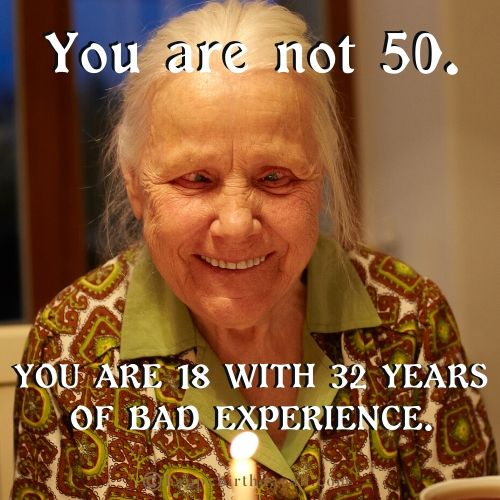 most hilarious 50 birthday meme