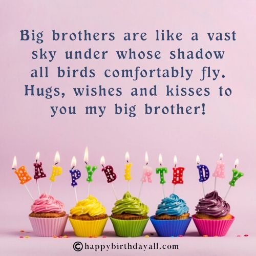 Happy Birthday Quotes With Images For Bro