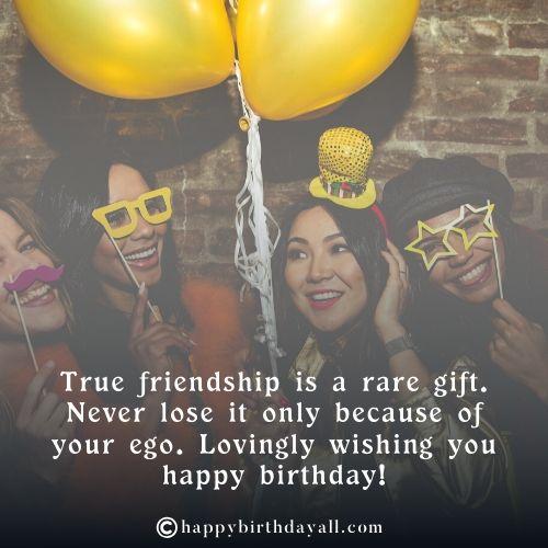 Instagram Birthday Wishes for Childhood Friend