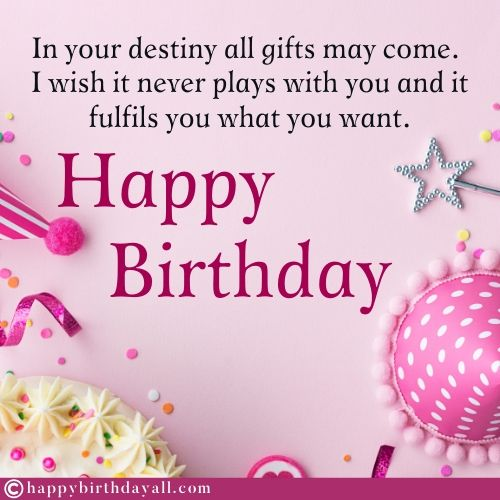 Birthday Wishes Quotes for Cousin Sister