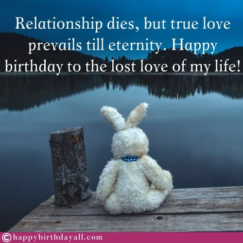 Best Happy Birthday Quotes to Ex Girlfriend