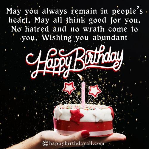 Best Birthday Wishes for Facebook Friend status
