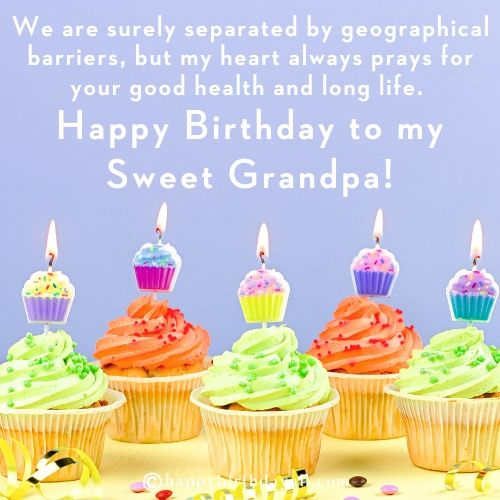 Best Happy Birthday Quotes for Grandpa