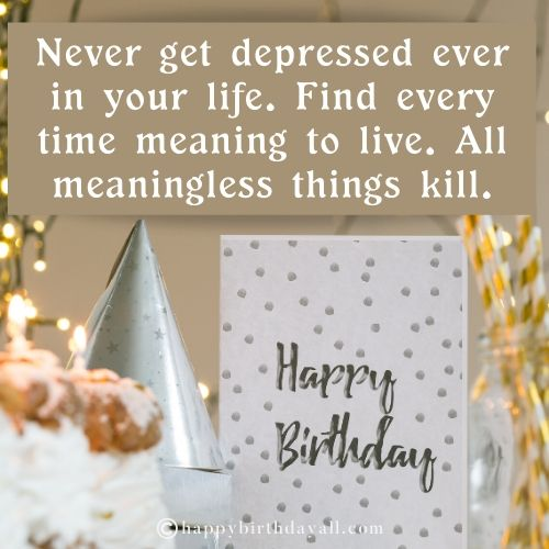 Happy Birthday Quotes for Old Friend