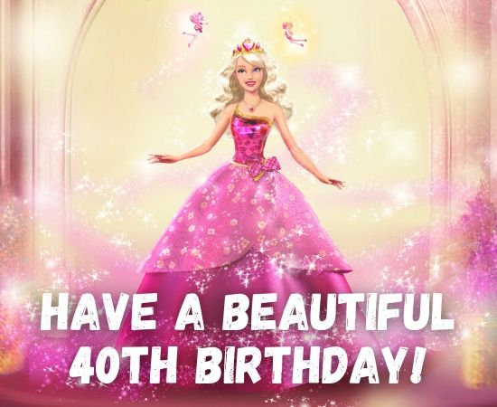 Happy 40th Birthday Memes for Her
