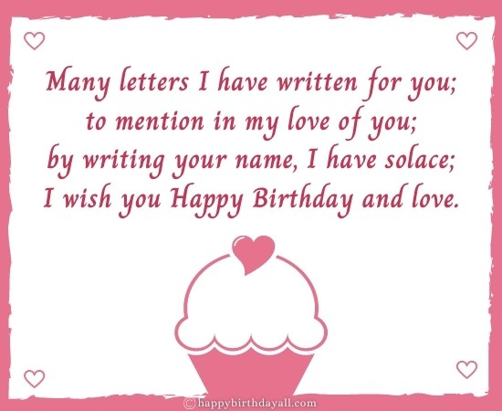 Birthday Messages for Boyfriend Long Distance