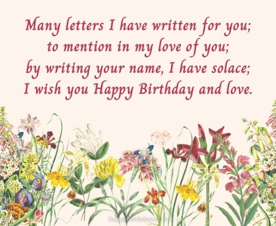 Birthday Quotes for Boyfriend Long Distance