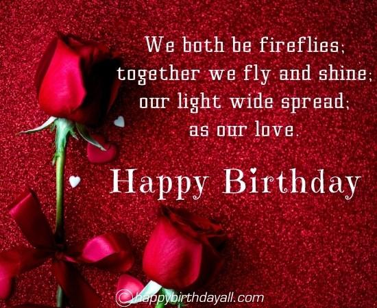 Happy Birthday to my Crush