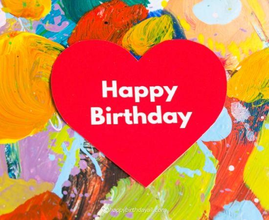 happy birthday love pictures