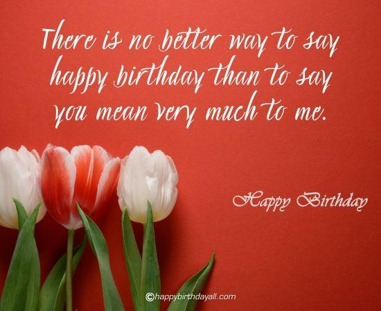 i love you berry much - happy birthday