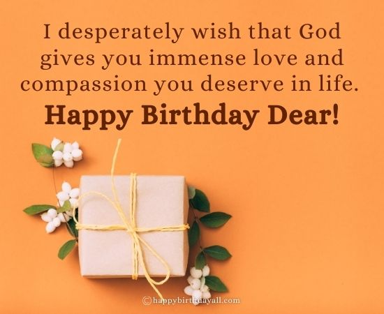 Best Religious Birthday Messages for Sister