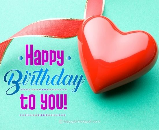 Happy Birthday Images for Girl