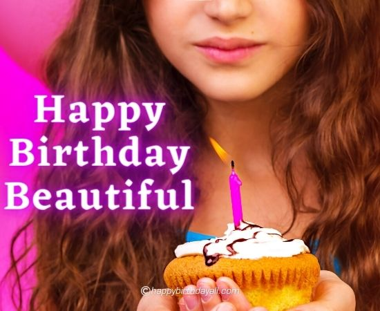 Happy Birthday Images for lady
