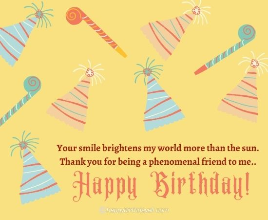 Happy Birthday Images for Woman Friend