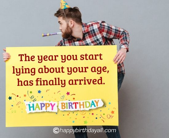 Funniest Happy Birthday Pictures with Texts