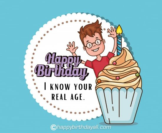 Funny Birthday Images best friend