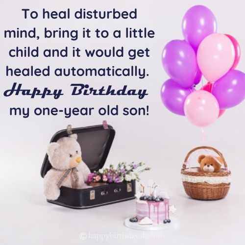 Happy 1st Birthday Quotes for Girl
