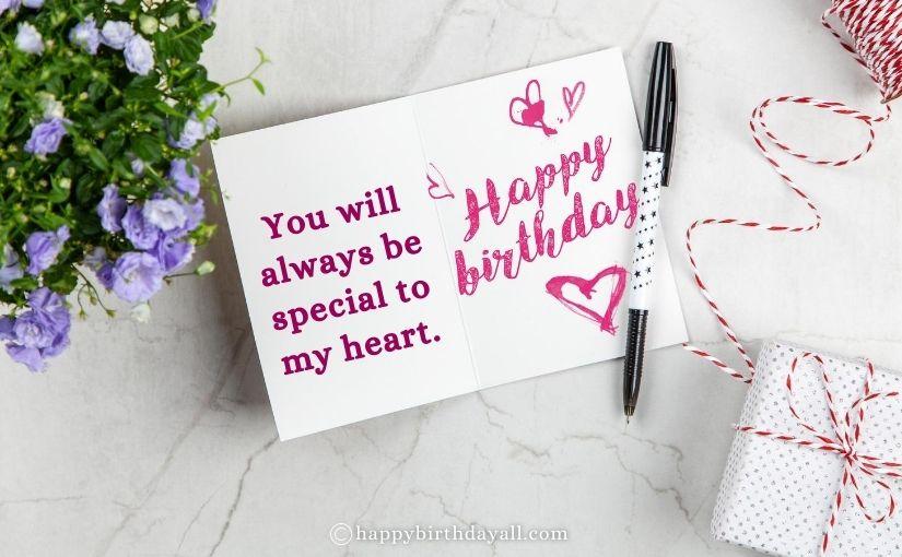 51 Happy Birthday Ex Boyfriend Wishes | Birthday Quotes for Ex BF