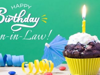 60 Best Birthday Wishes for Son-in-law with Images: Wish Him and Wish Your Daughter with All the Merriment