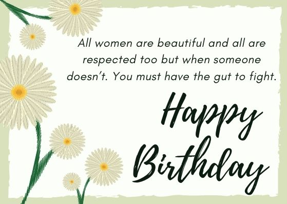 Inspirational Birthday Messages for Aunt