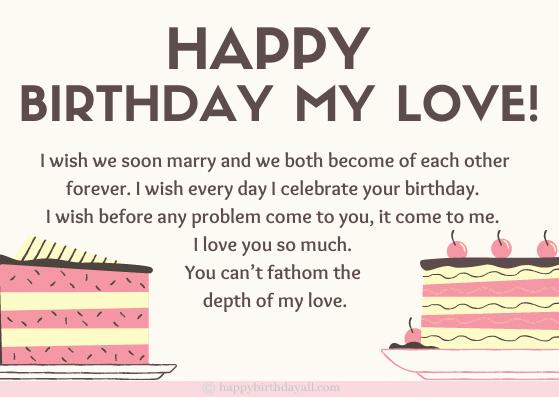 Long Emotional Birthday Wishes for Boyfriend