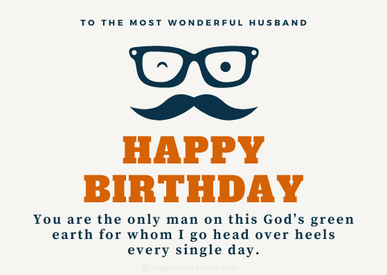 Blessed Birthday Messages for Husband