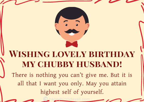 heart touching Birthday Greetings for Husband from Wife