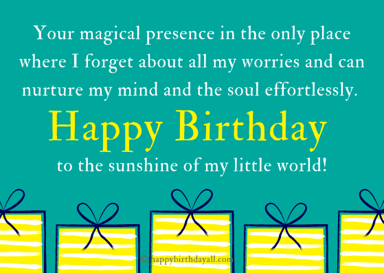 Birthday Wishes for Someone You Respect