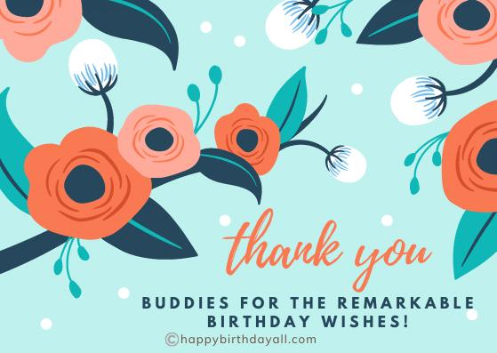 Happy Birthday Appreciation Messages for Facebook