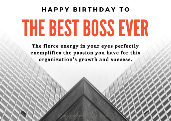 Heart Touching Birthday Wishes for Lady Boss