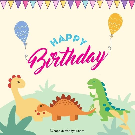 Happy Birthday Pictures For Kids
